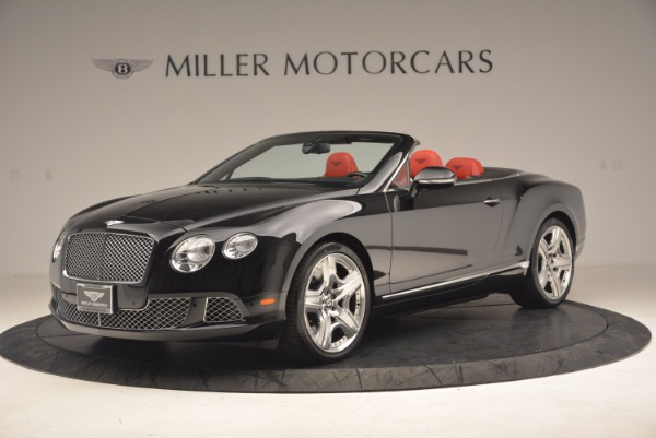 Used 2012 Bentley Continental GT W12 Convertible for sale Sold at Pagani of Greenwich in Greenwich CT 06830 2