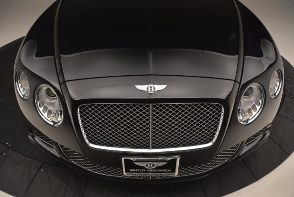 Used 2012 Bentley Continental GT W12 Convertible for sale Sold at Pagani of Greenwich in Greenwich CT 06830 25