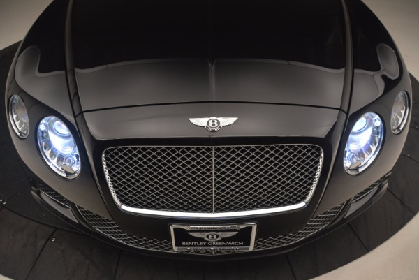 Used 2012 Bentley Continental GT W12 Convertible for sale Sold at Pagani of Greenwich in Greenwich CT 06830 26