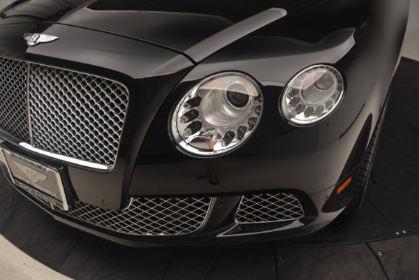Used 2012 Bentley Continental GT W12 Convertible for sale Sold at Pagani of Greenwich in Greenwich CT 06830 27