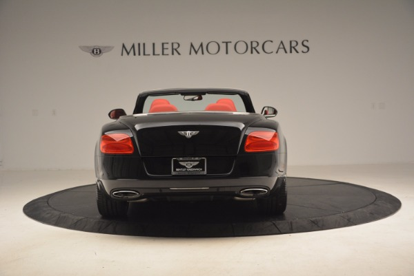 Used 2012 Bentley Continental GT W12 Convertible for sale Sold at Pagani of Greenwich in Greenwich CT 06830 6