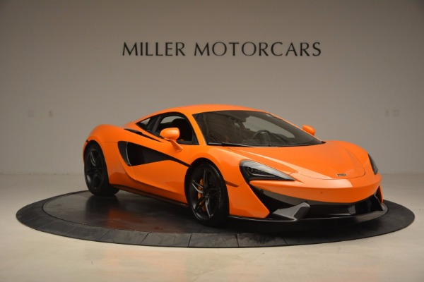New 2017 McLaren 570S for sale Sold at Pagani of Greenwich in Greenwich CT 06830 11