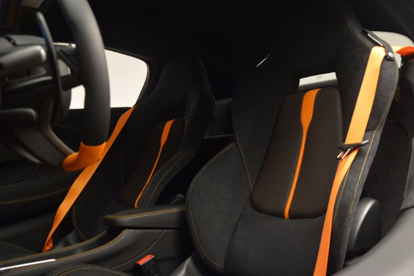 New 2017 McLaren 570S for sale Sold at Pagani of Greenwich in Greenwich CT 06830 17