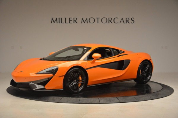 New 2017 McLaren 570S for sale Sold at Pagani of Greenwich in Greenwich CT 06830 2