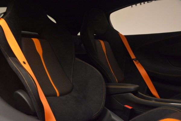 New 2017 McLaren 570S for sale Sold at Pagani of Greenwich in Greenwich CT 06830 20