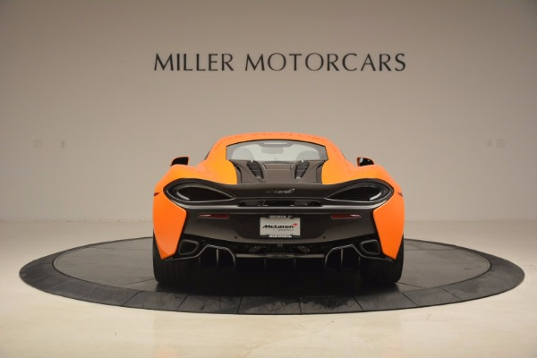 New 2017 McLaren 570S for sale Sold at Pagani of Greenwich in Greenwich CT 06830 6