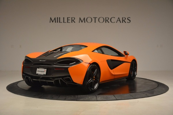 New 2017 McLaren 570S for sale Sold at Pagani of Greenwich in Greenwich CT 06830 7