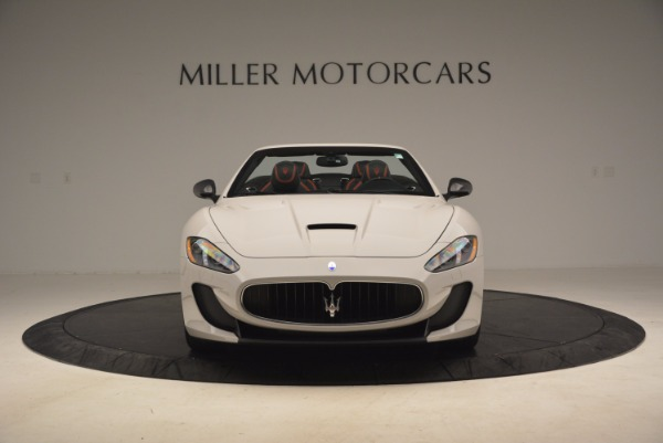Used 2015 Maserati GranTurismo MC Centennial for sale Sold at Pagani of Greenwich in Greenwich CT 06830 12