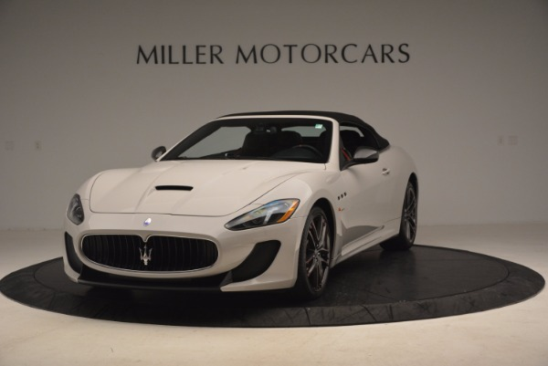 Used 2015 Maserati GranTurismo MC Centennial for sale Sold at Pagani of Greenwich in Greenwich CT 06830 13