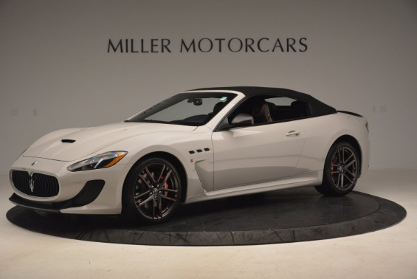Used 2015 Maserati GranTurismo MC Centennial for sale Sold at Pagani of Greenwich in Greenwich CT 06830 14