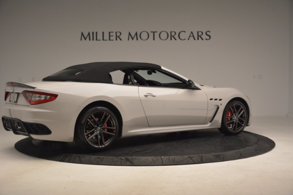 Used 2015 Maserati GranTurismo MC Centennial for sale Sold at Pagani of Greenwich in Greenwich CT 06830 20
