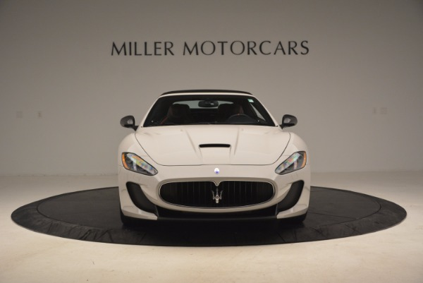 Used 2015 Maserati GranTurismo MC Centennial for sale Sold at Pagani of Greenwich in Greenwich CT 06830 24