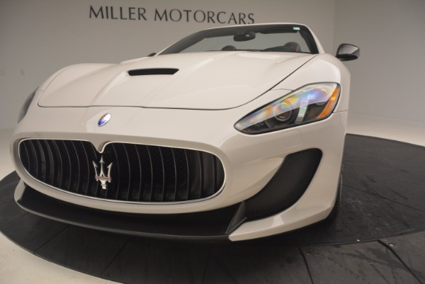Used 2015 Maserati GranTurismo MC Centennial for sale Sold at Pagani of Greenwich in Greenwich CT 06830 25