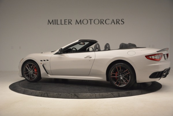 Used 2015 Maserati GranTurismo MC Centennial for sale Sold at Pagani of Greenwich in Greenwich CT 06830 4