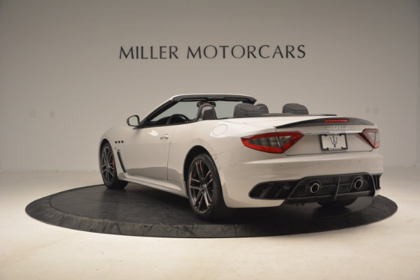 Used 2015 Maserati GranTurismo MC Centennial for sale Sold at Pagani of Greenwich in Greenwich CT 06830 5