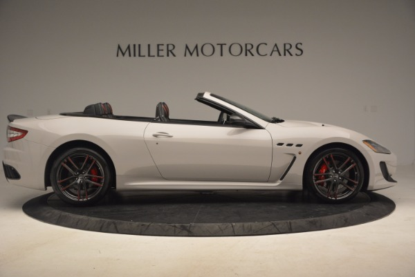 Used 2015 Maserati GranTurismo MC Centennial for sale Sold at Pagani of Greenwich in Greenwich CT 06830 9