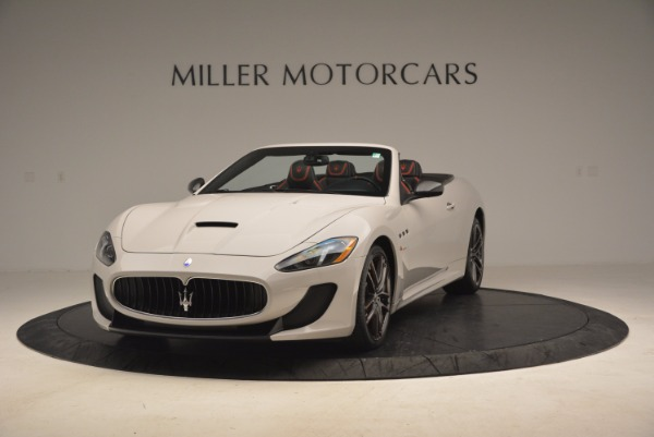 Used 2015 Maserati GranTurismo MC Centennial for sale Sold at Pagani of Greenwich in Greenwich CT 06830 1