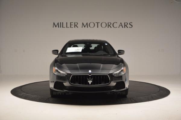 New 2017 Maserati Ghibli SQ4 for sale Sold at Pagani of Greenwich in Greenwich CT 06830 12