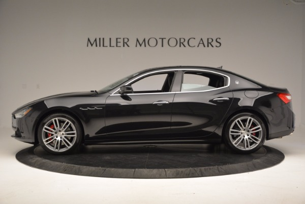 New 2017 Maserati Ghibli SQ4 for sale Sold at Pagani of Greenwich in Greenwich CT 06830 3