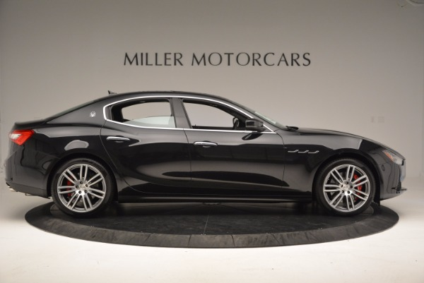 New 2017 Maserati Ghibli SQ4 for sale Sold at Pagani of Greenwich in Greenwich CT 06830 9