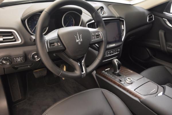 New 2017 Maserati Ghibli SQ4 for sale Sold at Pagani of Greenwich in Greenwich CT 06830 13