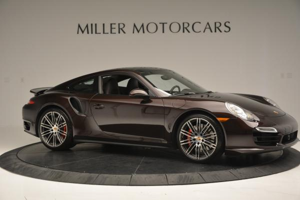 Used 2014 Porsche 911 Turbo for sale Sold at Pagani of Greenwich in Greenwich CT 06830 13