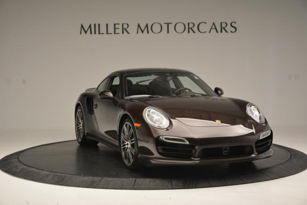 Used 2014 Porsche 911 Turbo for sale Sold at Pagani of Greenwich in Greenwich CT 06830 15