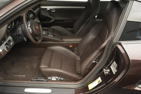 Used 2014 Porsche 911 Turbo for sale Sold at Pagani of Greenwich in Greenwich CT 06830 17