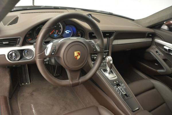 Used 2014 Porsche 911 Turbo for sale Sold at Pagani of Greenwich in Greenwich CT 06830 19