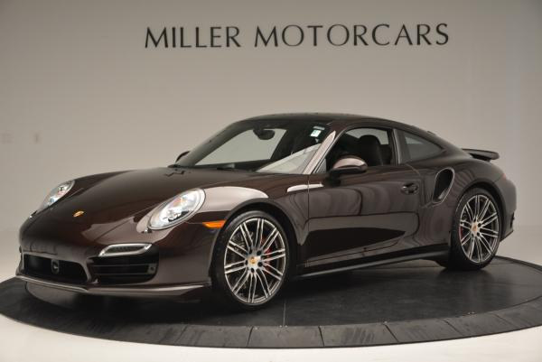 Used 2014 Porsche 911 Turbo for sale Sold at Pagani of Greenwich in Greenwich CT 06830 2