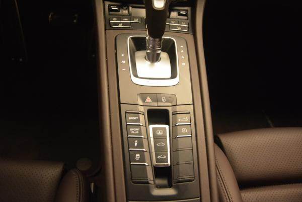 Used 2014 Porsche 911 Turbo for sale Sold at Pagani of Greenwich in Greenwich CT 06830 27
