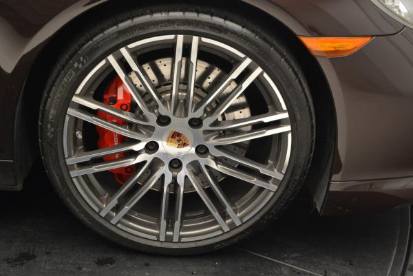 Used 2014 Porsche 911 Turbo for sale Sold at Pagani of Greenwich in Greenwich CT 06830 28