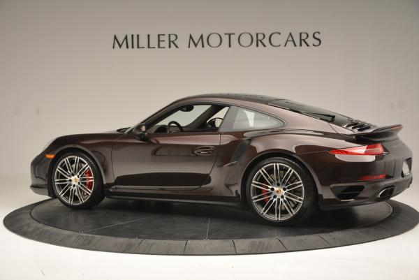 Used 2014 Porsche 911 Turbo for sale Sold at Pagani of Greenwich in Greenwich CT 06830 6