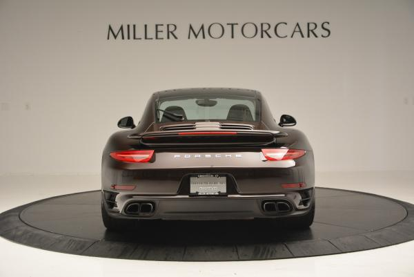 Used 2014 Porsche 911 Turbo for sale Sold at Pagani of Greenwich in Greenwich CT 06830 7