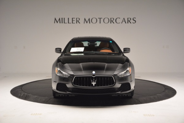New 2017 Maserati Ghibli S Q4 EX-LOANER for sale Sold at Pagani of Greenwich in Greenwich CT 06830 12