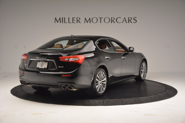 New 2017 Maserati Ghibli S Q4 EX-LOANER for sale Sold at Pagani of Greenwich in Greenwich CT 06830 7