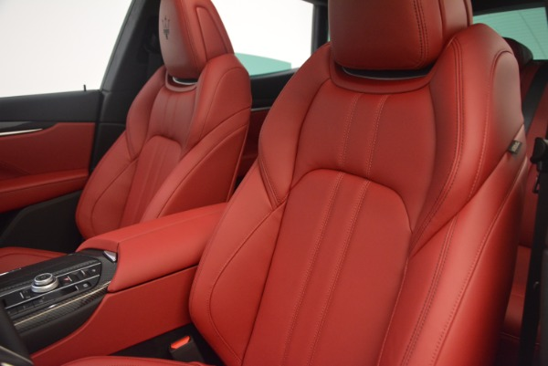 New 2017 Maserati Levante S for sale Sold at Pagani of Greenwich in Greenwich CT 06830 18