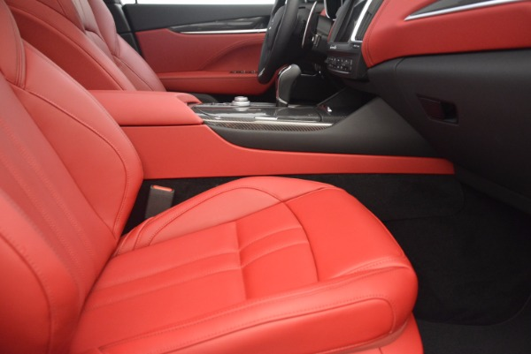 New 2017 Maserati Levante S for sale Sold at Pagani of Greenwich in Greenwich CT 06830 25