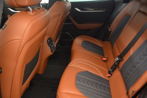 New 2017 Maserati Levante for sale Sold at Pagani of Greenwich in Greenwich CT 06830 17