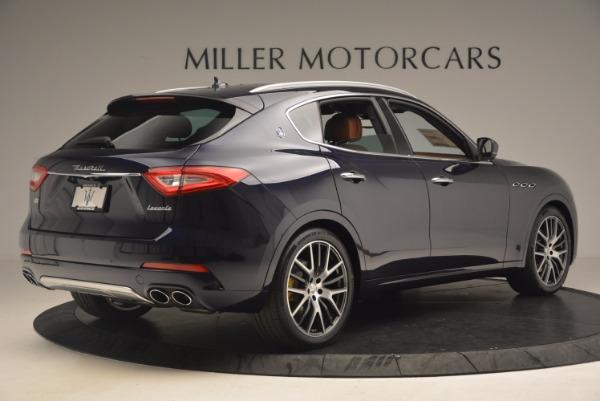 New 2017 Maserati Levante for sale Sold at Pagani of Greenwich in Greenwich CT 06830 8
