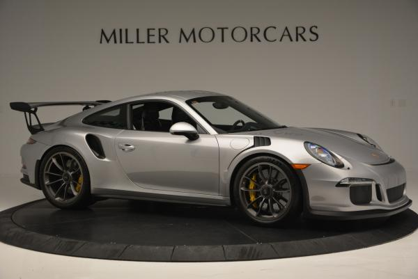 Used 2016 Porsche 911 GT3 RS for sale Sold at Pagani of Greenwich in Greenwich CT 06830 10
