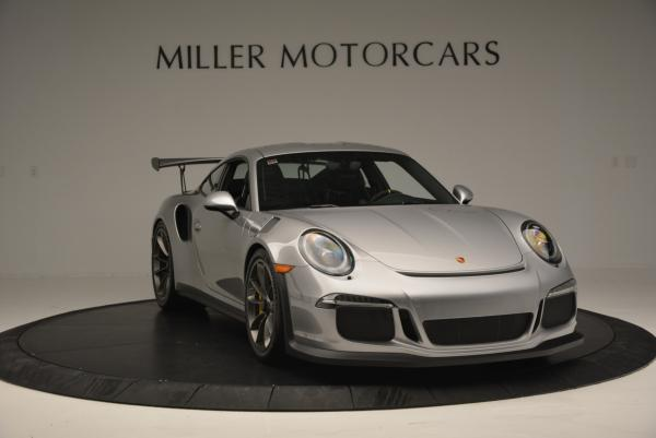 Used 2016 Porsche 911 GT3 RS for sale Sold at Pagani of Greenwich in Greenwich CT 06830 12