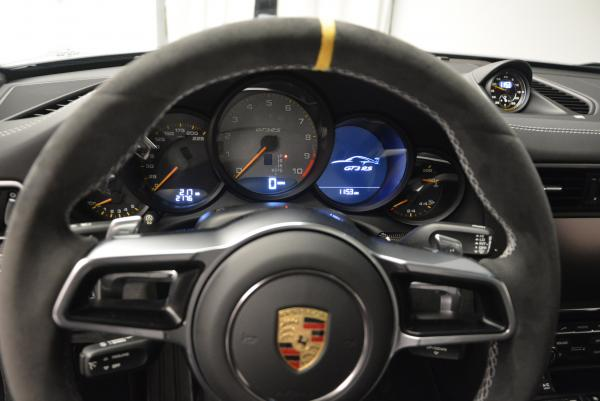 Used 2016 Porsche 911 GT3 RS for sale Sold at Pagani of Greenwich in Greenwich CT 06830 16