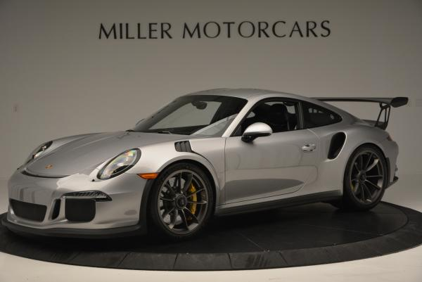 Used 2016 Porsche 911 GT3 RS for sale Sold at Pagani of Greenwich in Greenwich CT 06830 2