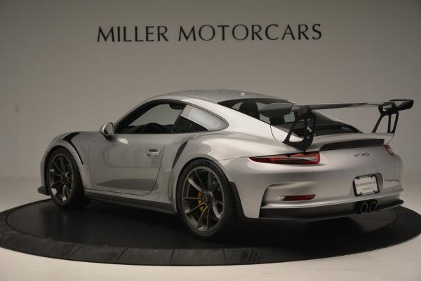 Used 2016 Porsche 911 GT3 RS for sale Sold at Pagani of Greenwich in Greenwich CT 06830 3