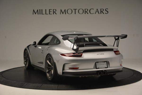 Used 2016 Porsche 911 GT3 RS for sale Sold at Pagani of Greenwich in Greenwich CT 06830 4