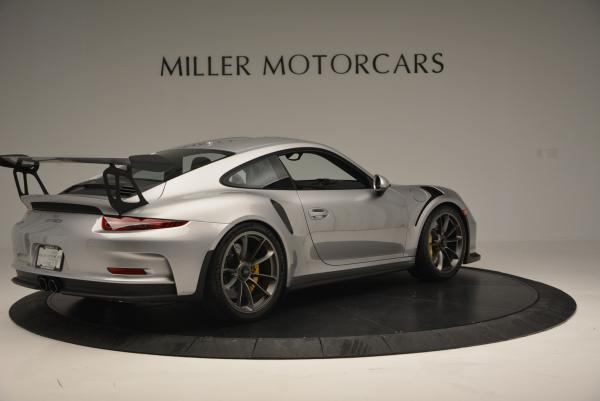 Used 2016 Porsche 911 GT3 RS for sale Sold at Pagani of Greenwich in Greenwich CT 06830 8