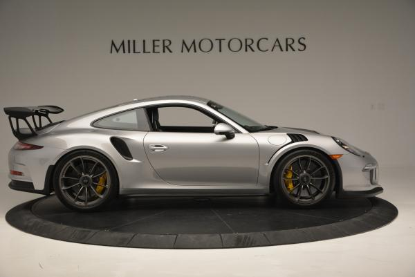 Used 2016 Porsche 911 GT3 RS for sale Sold at Pagani of Greenwich in Greenwich CT 06830 9