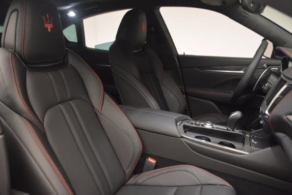 New 2017 Maserati Levante S Q4 for sale Sold at Pagani of Greenwich in Greenwich CT 06830 18