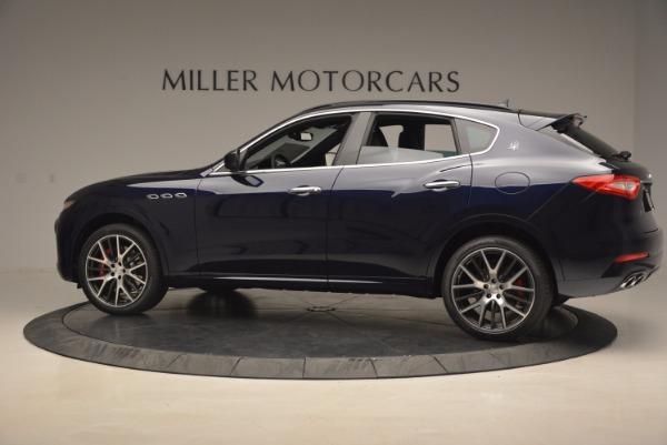 New 2017 Maserati Levante S Q4 for sale Sold at Pagani of Greenwich in Greenwich CT 06830 4